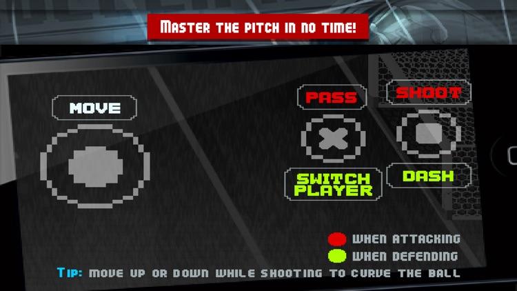 Pixel Cup Soccer screenshot-4