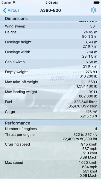 Encyclopedia of Airliners Proのおすすめ画像2