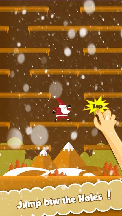 Santa Claus brings Christmas Presents - Run and Jump Loop screenshot-3
