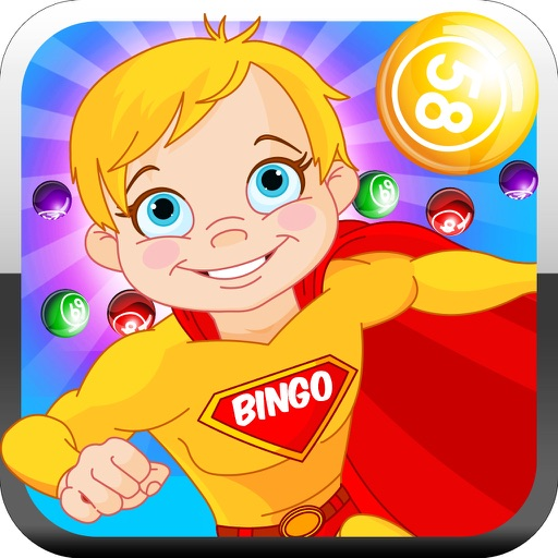 Bingo Super Spy - Free Bingo Game