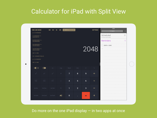 Calcly: Free Universal Calculator for iPad   App Price Drops