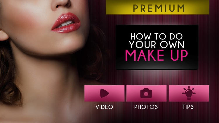 How to Do Your Own Makeup - Premium