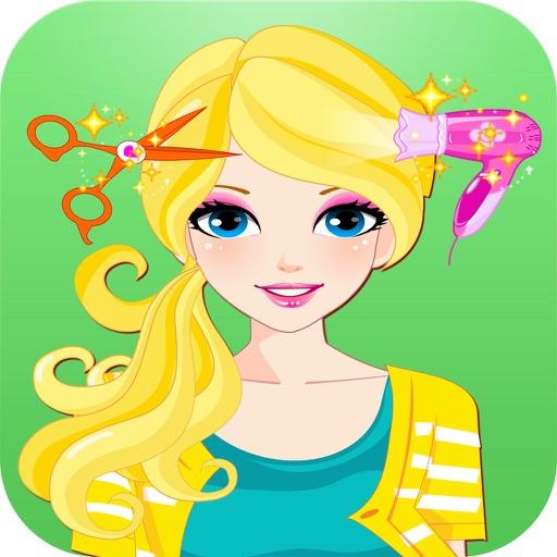 Парикмахерская Эммы - Самые горячие парикмахерская салон игры для девочек и малышей!