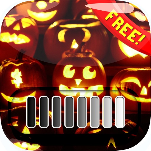 FrameLock – Halloween : Screen Photo Maker Overlays Wallpaper For Free