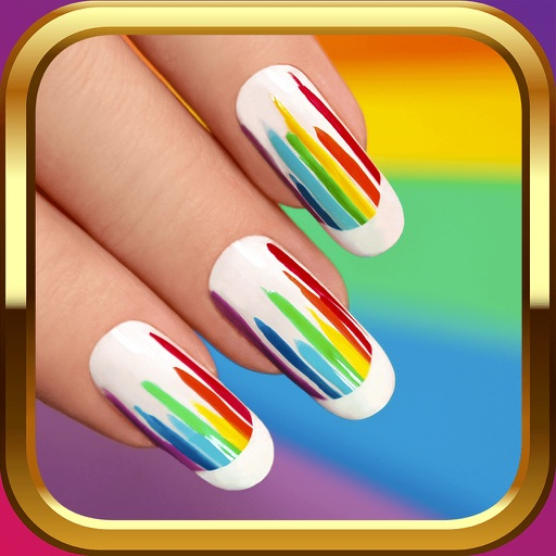 Cute Nail Design for Girls – Virtual Beauty Salon with Pretty Manicure Makeover Ideas