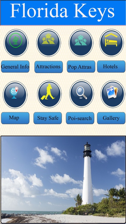 Florida Keys Island Offline Travel Guide