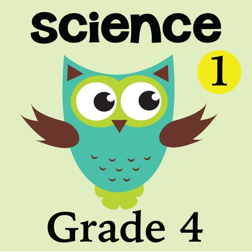 4th Grade Science Glossary #1: Learn and Practice Worksheets for home use and in school classrooms