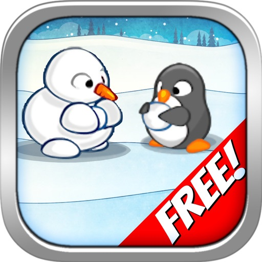 Snowmen Vs Penguin FREE icon