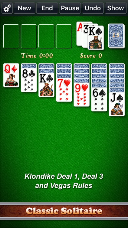 Solitaire City Classic screenshot-0