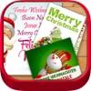 圣诞平安夜、 圣诞节、 问候、 圣诞节、 卡片、 明信片、 儿童
