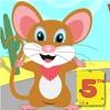 5th Grade Math Gonzales Mouse Brain Fun Flash Cards Games