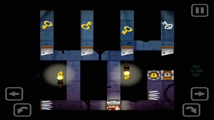 The Last Viking In The Dungeon Of Doom FREE screenshot-3
