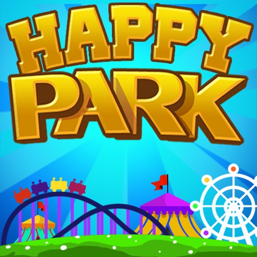 Happy Park™ - Best Theme Park Game for Facebook and Twitter