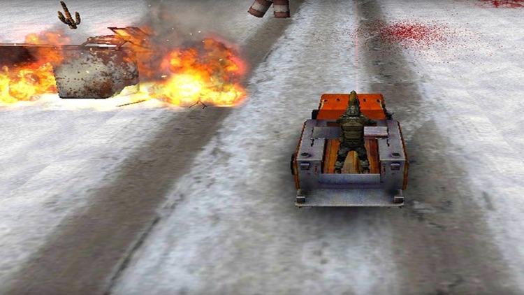 Road Zombie Killer Games