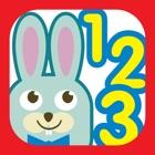 кролика быстро математике - обучающая игра для детей, третий по шестой класс icon