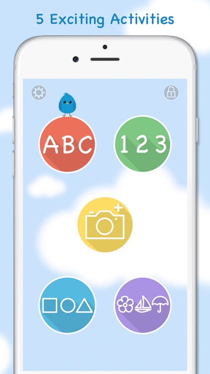 Blue Bird Academy - Flashcard Learning for Toddles