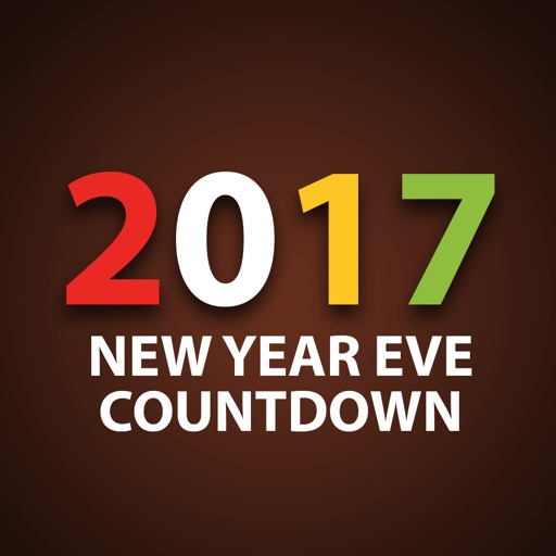 Happy New Year Eve Countdown Clock Timer Paid