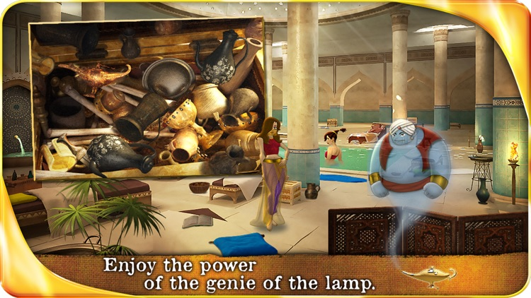 Aladin and the Enchanted Lamp (FULL) - Extended Edition - A Hidden Object Adventure screenshot-3