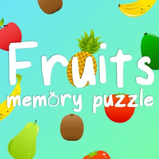 Fruit Memory Puzzle