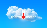 Weather Thermometer with awesome Widget