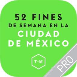 52 Fines de semana en la ciudad de México (Premium)