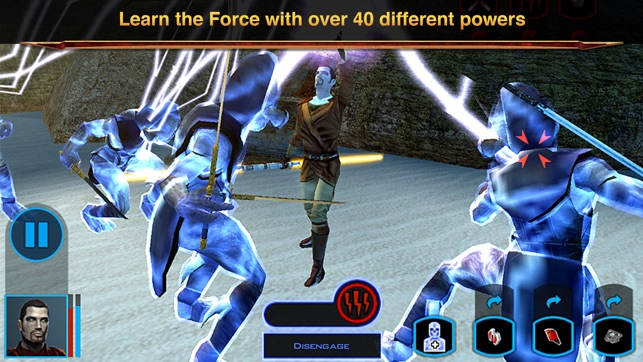 Star Wars®: Knights of the Old Republic™ Screenshot
