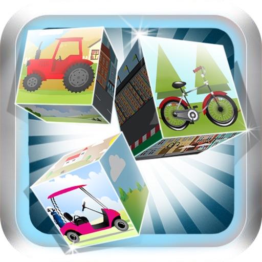 Puzzles: Vehicle