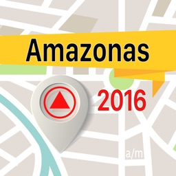 Amazonas Offline Map Navigator and Guide