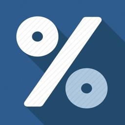 Percentage Calculator - %