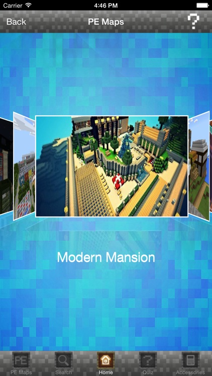 Mods Crafting PE - Minecraft Edition for Custom Maps, Guides, Tutorials, Seeds & Quiz