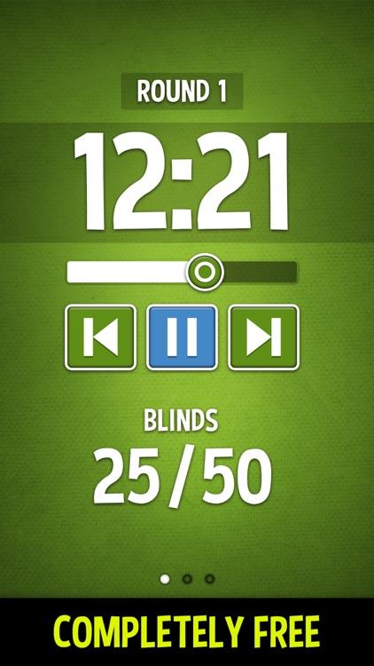 Poker Blind Timer - FREE