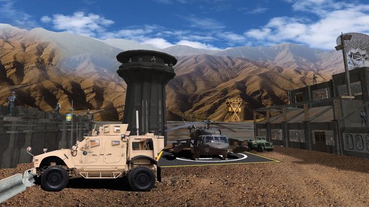 Combat Cover Attack screenshot-0