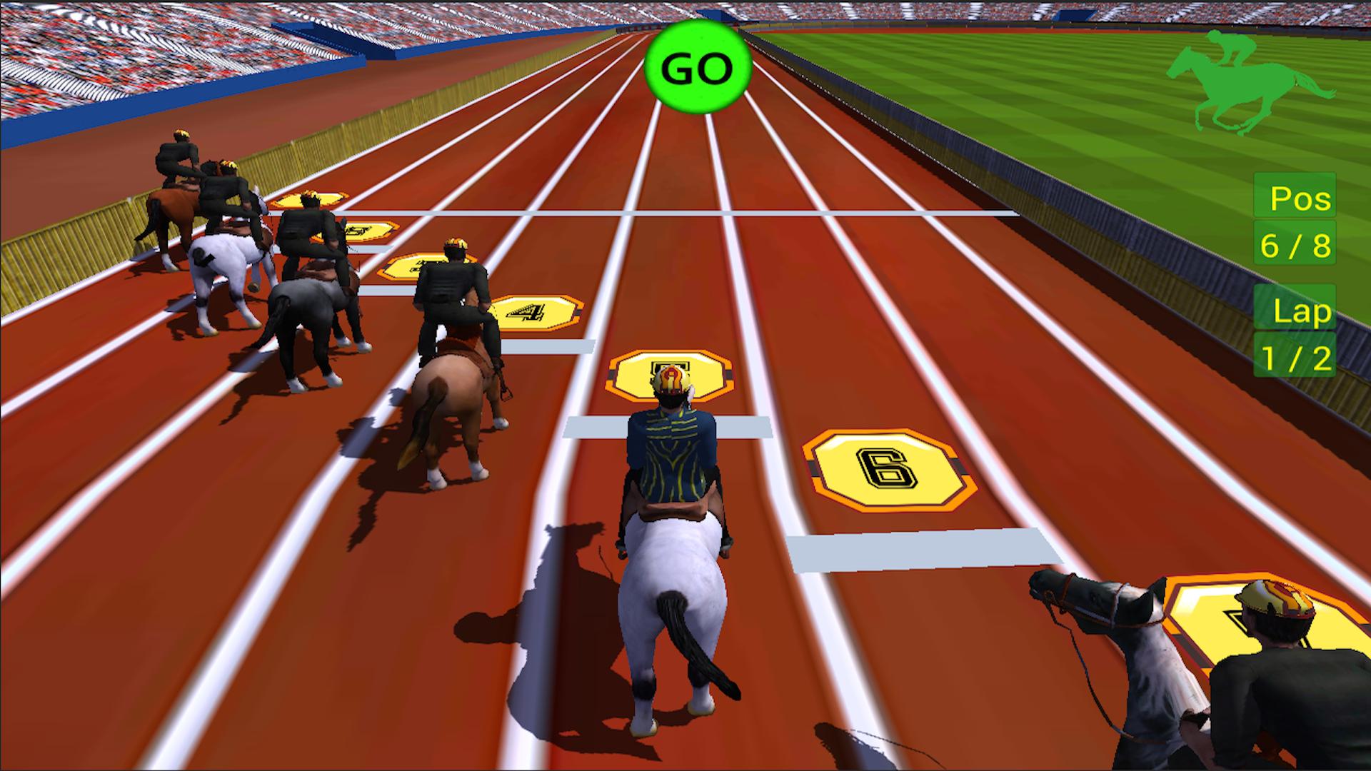 Horse Racing 3D 2015 Free screenshot 8