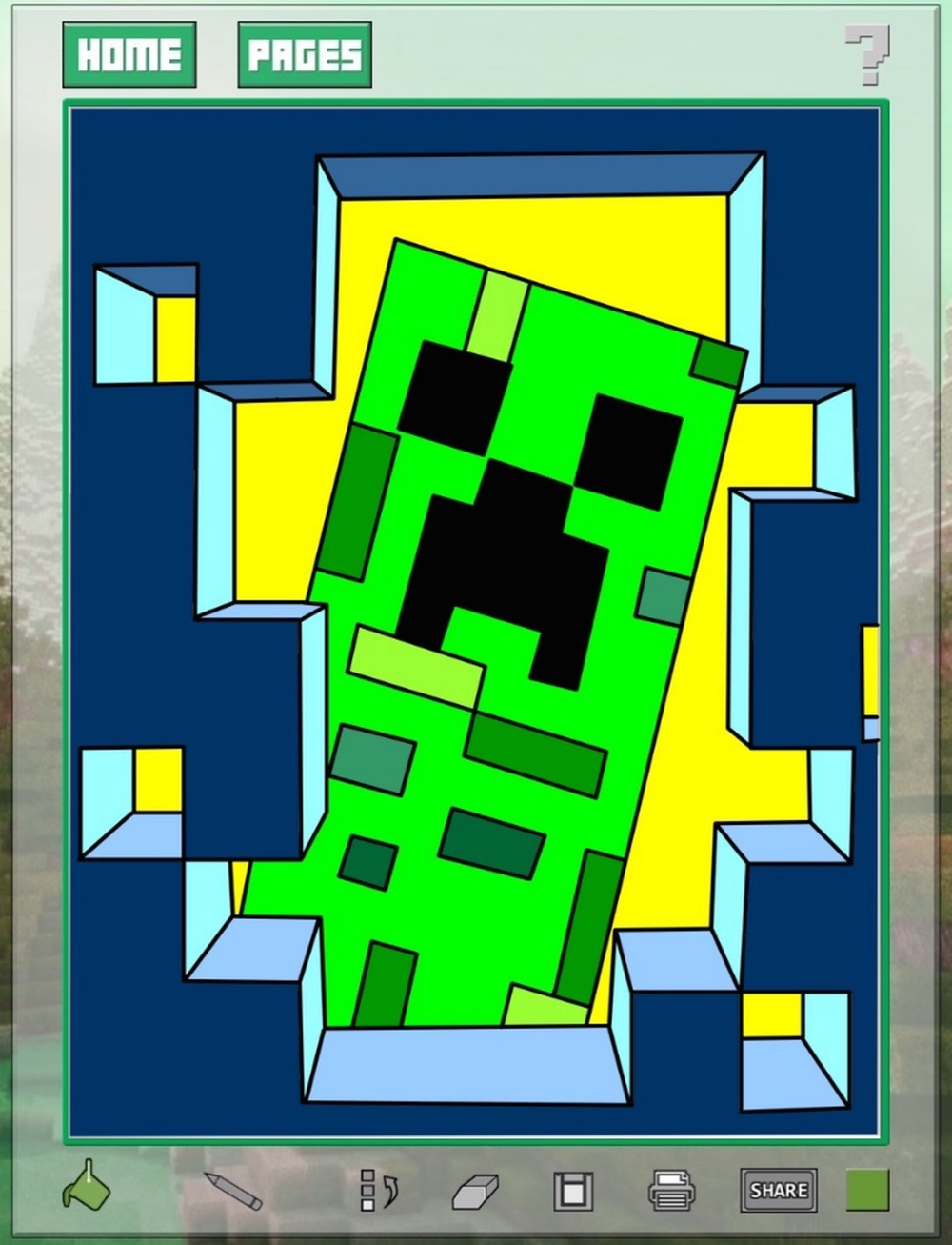 Quick Color for Kids – Minecraft Edition 1 Cheat Codes