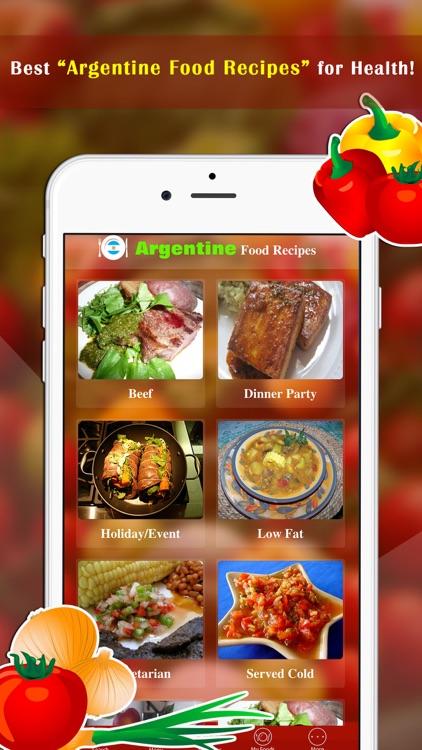 Argentine Food Recipes
