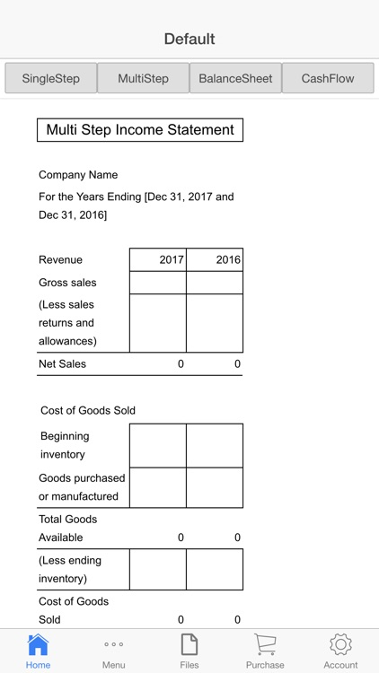 Company Books screenshot-4