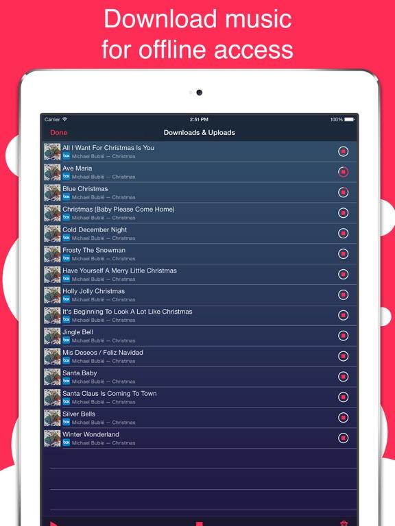 Screenshot #4 for Stream - Cloud Music Player