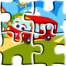Smart Puzzle Jigsaw Game for Kids and Pupil