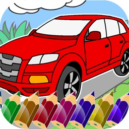 Cars Coloring.