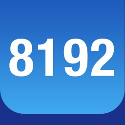 8192 - Puzzle ( The best 2048 like game )