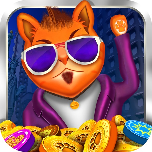 > Fortune Cat Magical Kingdom - A Kitty Coin Pusher Jackpot