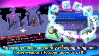 Screenshot from RPG Revenant Dogma