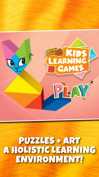 Kids Learning Games: A Cat Named Felix - Creative Play for Kids screenshot-4