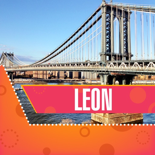 Leon Offline Travel Guide icon
