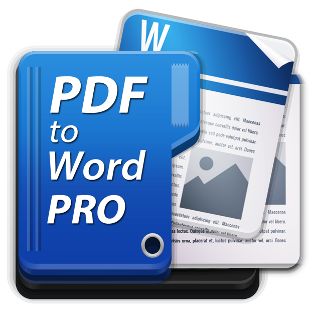 + PDF to Word Pro