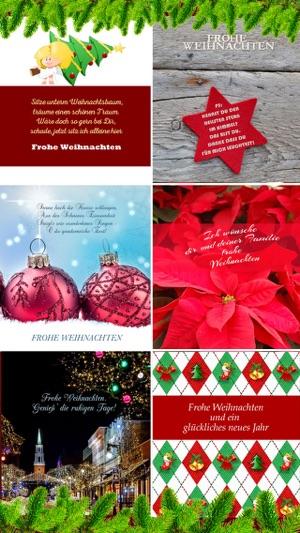 Weihnachtskarten & Weihnachtsgrüße - Grüße für Weihnachten im App Store