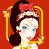 公主暖暖时尚达人派对沙龙:我的叫叫乐乐可可糖糖奇奇宝宝女孩换装美甲游戏