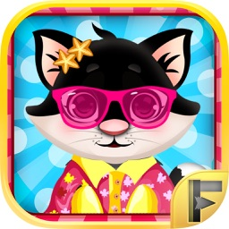 My Cute Pet Animal Fashion Salon & Spa - Free Makeover Games For Kids
