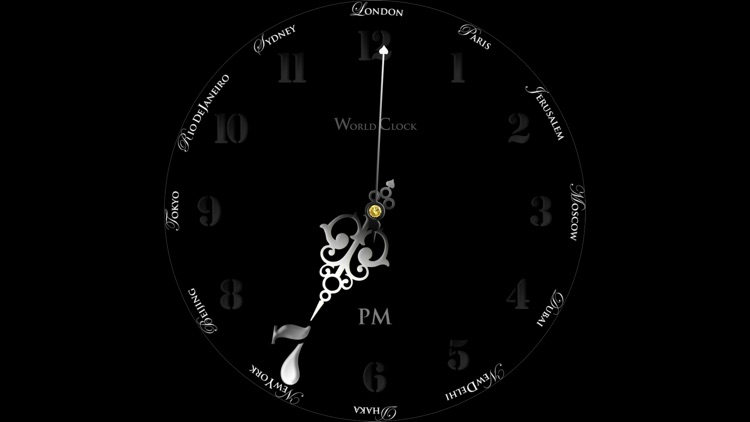 World-Clock HD