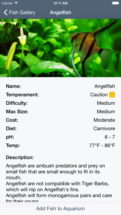 My Aquarium Guide Pro